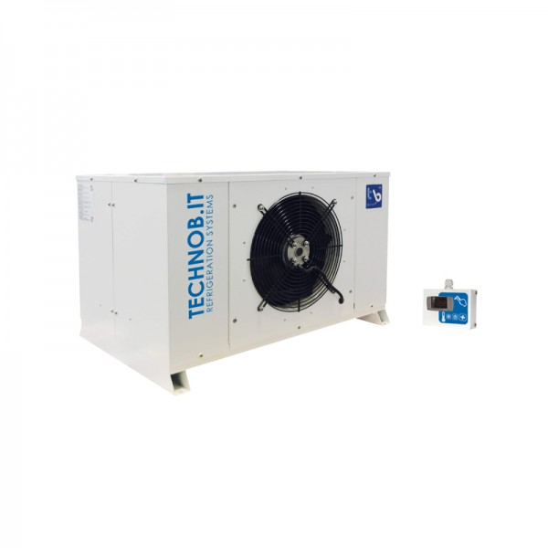Remote Split Freezer  BHTZ202 Monoblock Unit Cubic Capacity: 10.94