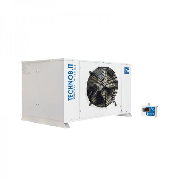 Remote Split Freezer BHTZ170 Monoblock Unit Cubic Capacity: 7.41